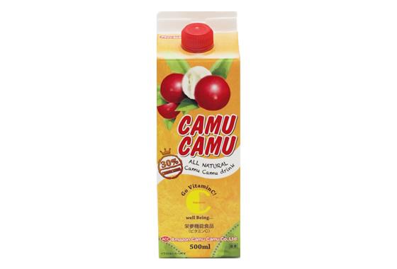 30%カムカム果汁入り5倍濃縮飲料